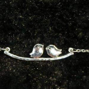Jewelry - Brand NEW! Silver Birds on a Twig Bracelet